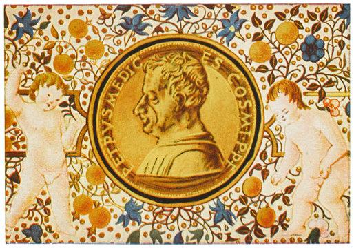 Medici Cosimo Elder Mini