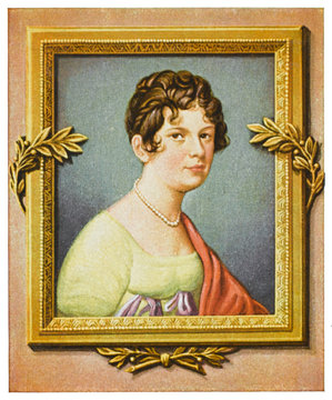 Madame De Lefebvre Minia