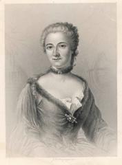 Gabrielle Emilie Le Tonnelier De Breteuil, Marquise Du Chate