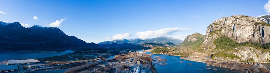 Squamish British Columbia Canada Wall mural