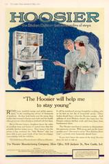 Kitchen Cabinet advertisement