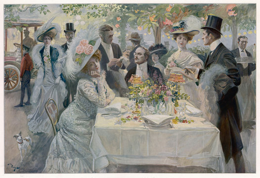 Bois Dining, 1909