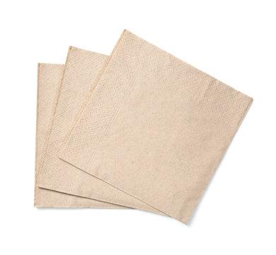 Eco friendly disposable paper napkin