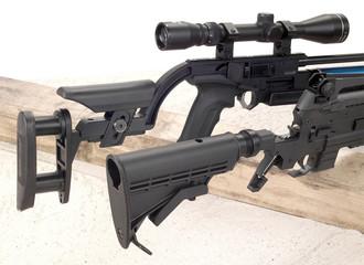 Druckluft Gewehre