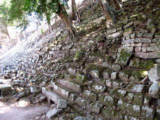 Copan, Honduras, ruins