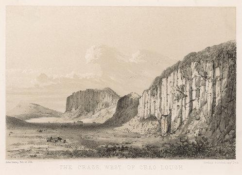 Wall at Crag Lough