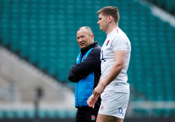 Six Nations Championship - England Training