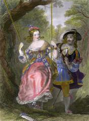 Aristocratic Swinging