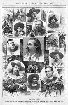 Buffalo Bills Circus