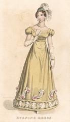 Evening Dress 1824