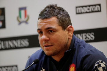 Six Nations Championship - France Press Conference
