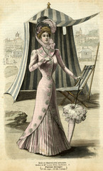 Pink Polonaise 1899