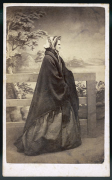 Costume Photo 1860s