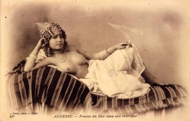 Racial N Africa Algeria