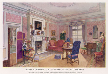 Drawing Room 1916