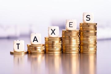 Rising taxes