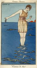 Swimwear Barbier 1913