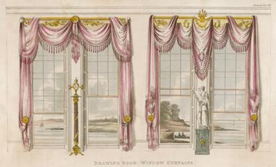 Classical Curtains 3