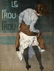 Petticoats Frou Frou