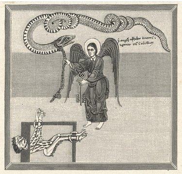 Angel Chains Dragon
