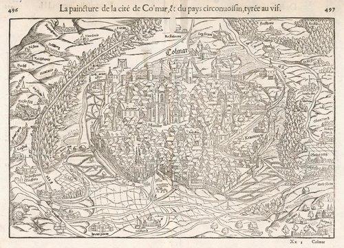 France Colmar Alsace