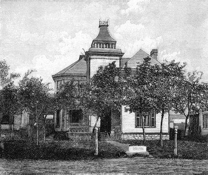 Home of William J Bryan