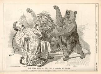 Punch Cartoon 1899