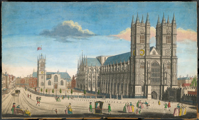 Westminster Abbey C18