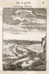 Iedo, Japan Mallet 1683