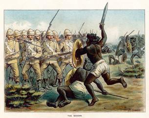 Sudan Wars an Attack