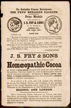 Homeopathic Cocoa