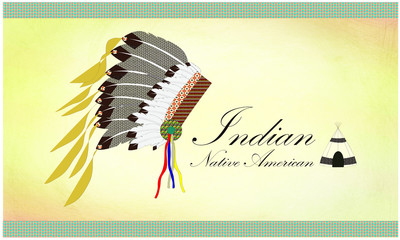 インディアン カラー