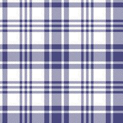 Seamless tartan plaid pattern. Checkered fabric texture background.