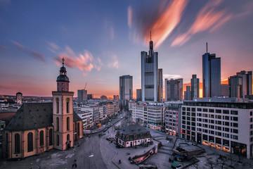 Frankfurt am Main, Bankenviertel