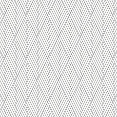 Geometric vector pattern, repeating diamond square shape with stripe line. Graphic clean for fabric, wallpaper, printing. Patter is on swatches panel