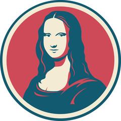 Mona Lisa Leonardo da Vinci painting symbol