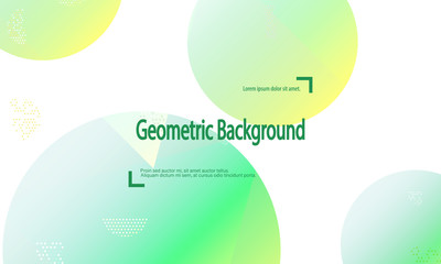Geometric background. Minimal abstract cover