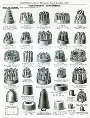 Trade Catalogue for Copper Moulds with Tin Lining 1911