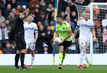 Championship - Leeds United v Sheffield United
