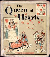 Nursery, Rhyme, the Queen of Hearts, Caldecott