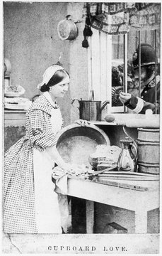 The KiTchenmaid and The ConsTable