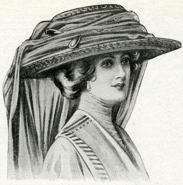 Womens Fashion 1912