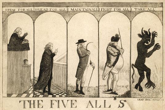 The Five Alls John Kay