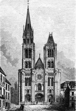 Paris, France Saint Denis