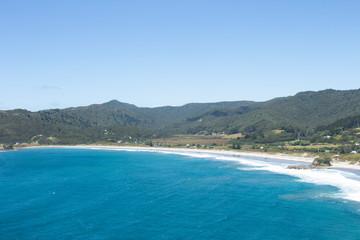 Cadres-photo bureau Cote Great Barrier Island: Medlands Beach