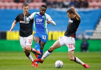 Championship - Wigan Athletic v Bolton Wanderers