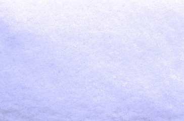 texture of snow falling on ground in winter at Hokkaido Japan