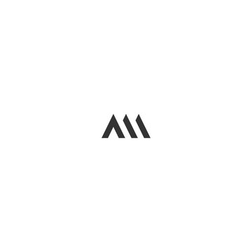 logo triple M abstract