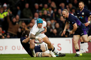 Six Nations Championship - England v Scotland