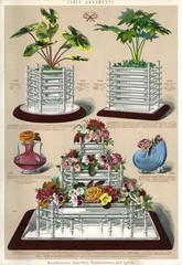 Table Ornaments, Plate 104